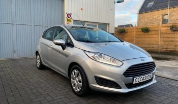 Ford Fiesta vol