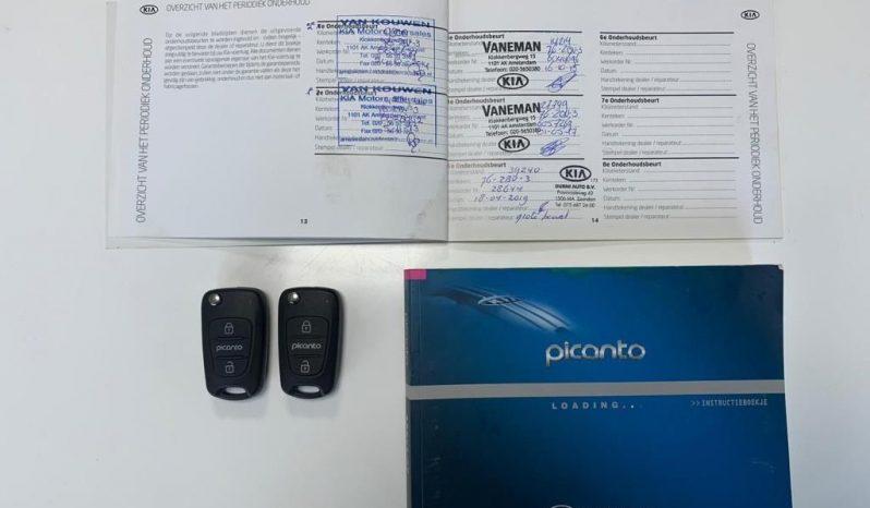 Kia Picanto 1.0 vol
