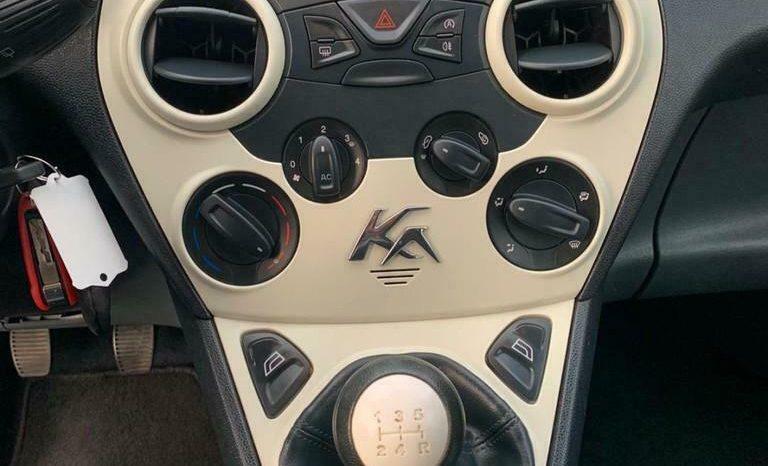 Ford Ka 1.2 vol